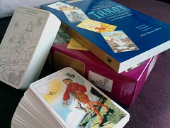 My Tarot Decks by Chin