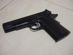 Colt 1911 Kimber, shot with F31fd