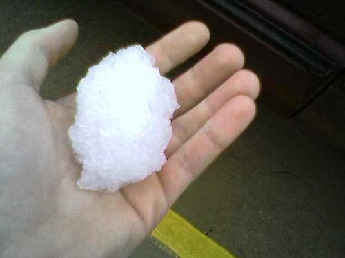 Houston Snow 2008