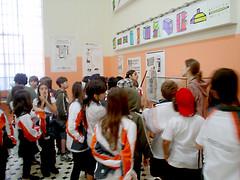 alunos do 5º ano visitam Museu da Energia