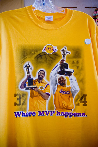 Where MVP Happens Shirt