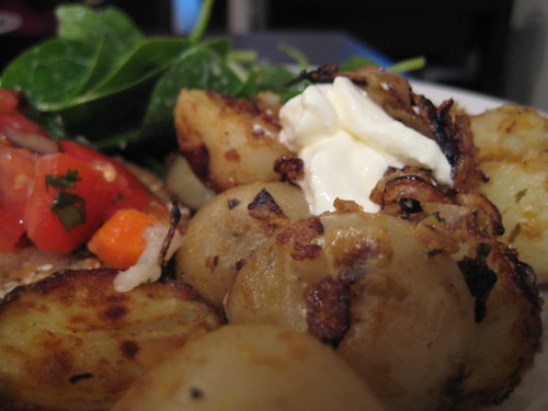 maggie's special potatoes