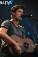 Photo of Seth Lakeman at Guilfest 2008. Click to enlarge