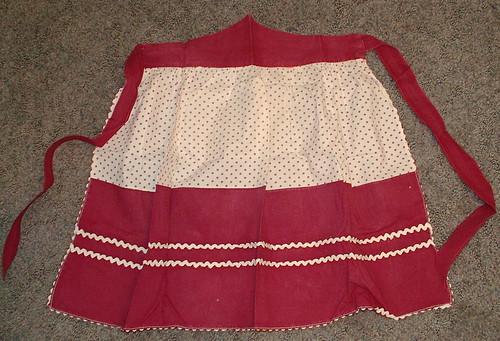 half apron