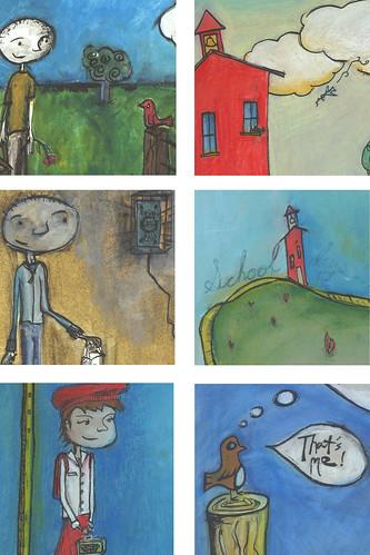 Kro Postal Prints