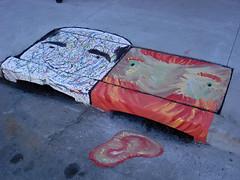 Jackson Pollock // Vincent van Gogh por SAO!