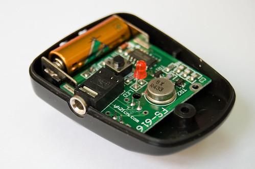 Transmitter Open