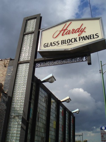 Hardy Glass Block
