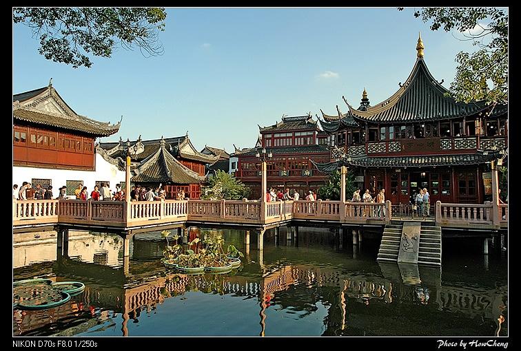 2005/09/24上海豫園 @ HowCheng :: 痞客邦