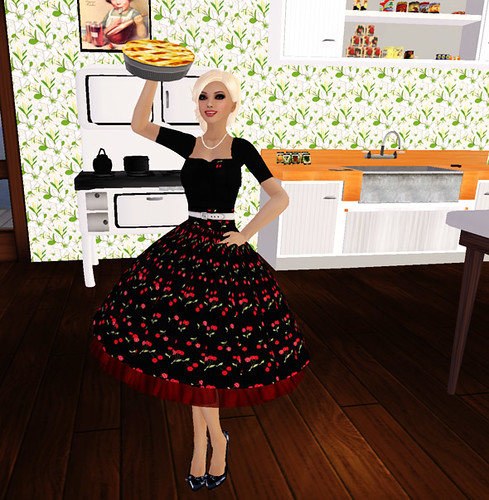 Dress Up Challenge - Housewife 3