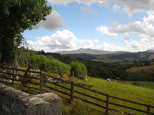 Parque de Brecon