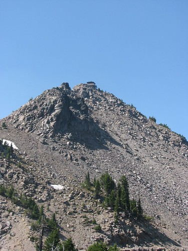 Watchman Peak