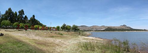 Panoramica Zoologico de Mexquitic