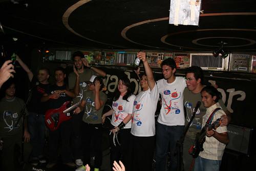 Evento de Pegada 10/10/2008