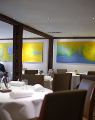 The Fat Duck Interior