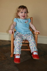 Rocking Chair - 23 Months Old