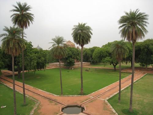 Gardens at Humayun's Tomb