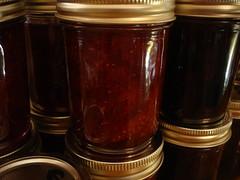 20 jars of jam!