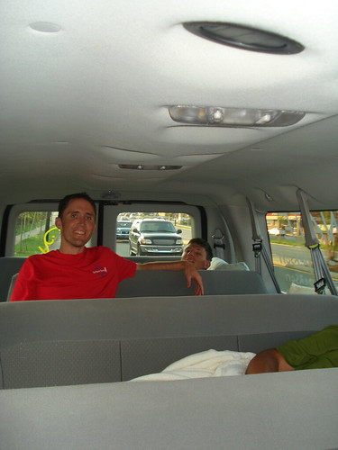 My home for 2008 BRR: Van Bench #3