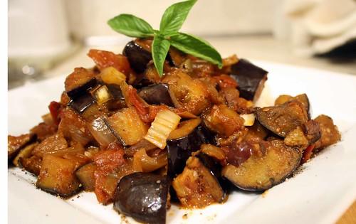 Eggplant Capanta