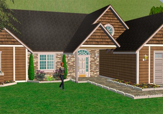Good House Ideas Sims 2 House Interior