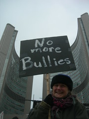 Toronto Rally for a Progressive Coalition, Sta...