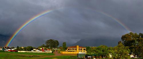Rainbow Over Jamestown