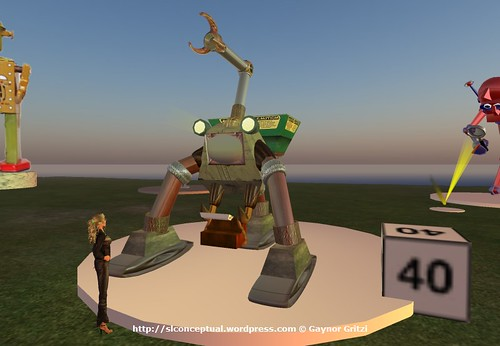 Museum Of Robots Competition 07