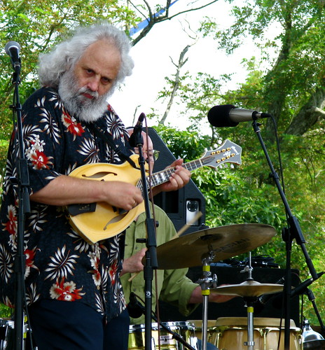 David Grisman by you.