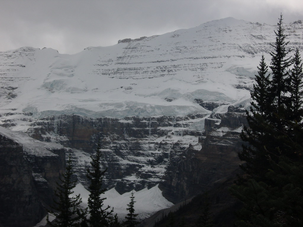 Victoria Glacier, Banff National Park, Alberta, Canada