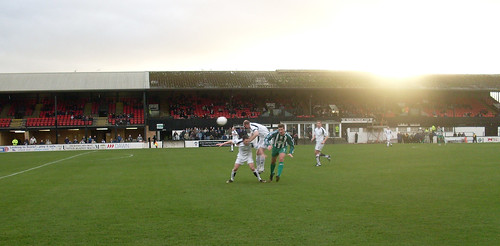 Ayr United vs. East Fife