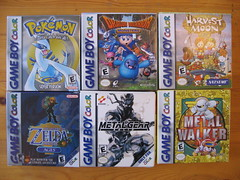 Gameboy Games Leaving Home 1