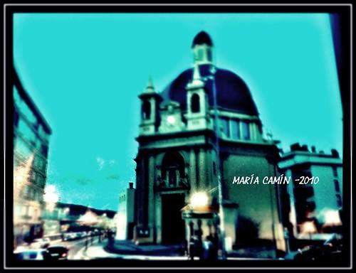 2. Santuario de San Gabriel y Santa Gema en Irún