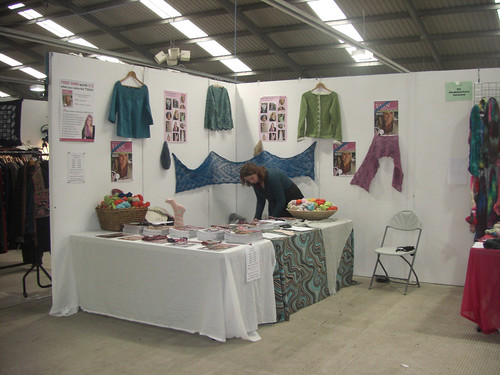 YF stand at Wonderwool