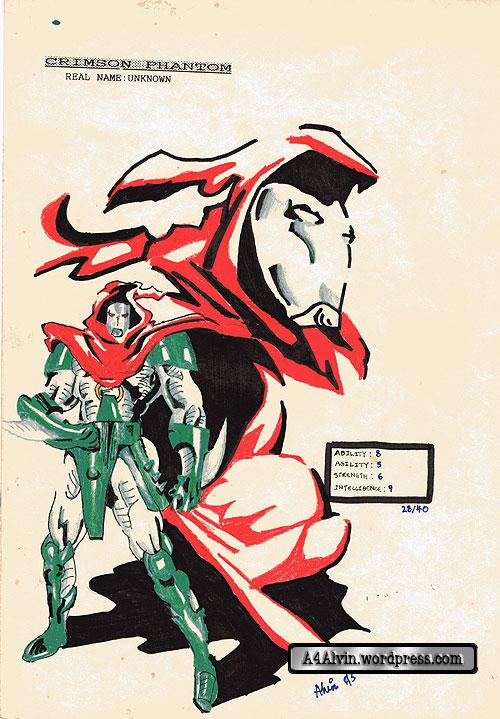 Crimson Phantom