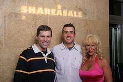 Shawn Collins, Brian Littleton, Missy Ward