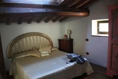 Bedroom at Fattoria Settemerli