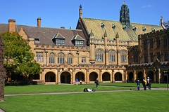 Sydney University Quadrangle 2