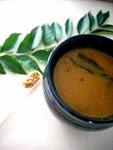 Easy Vatha Kuzhambu-Vatha Kuzhambu Recipe