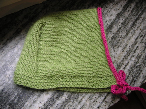 baby bonnet for little miss m