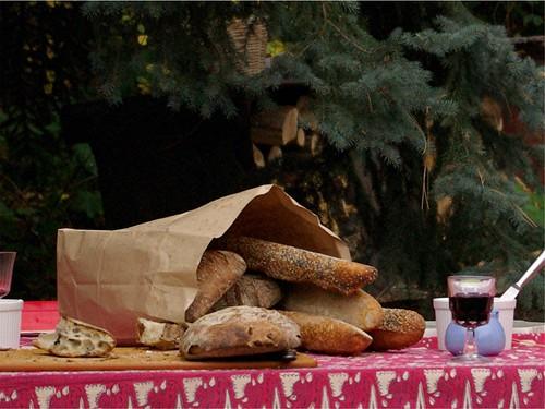 Anjou bread