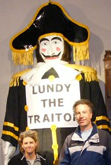 Lundy the Traitor