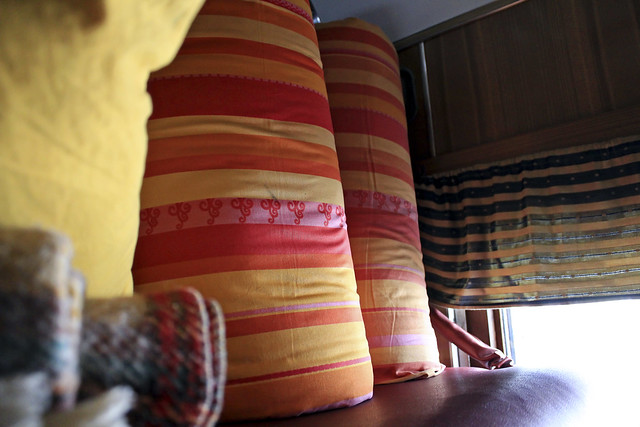 colourful linens
