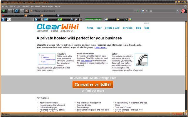 clearwiki