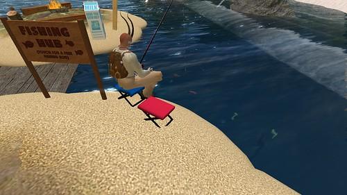HBA Island Fishing 1