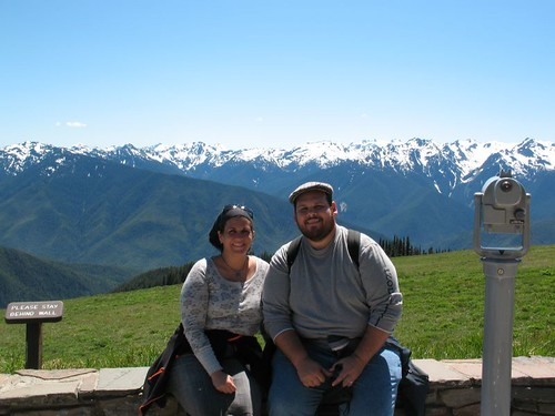 At Hurricane Ridge
