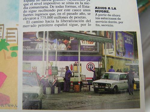 Gasolinera 90