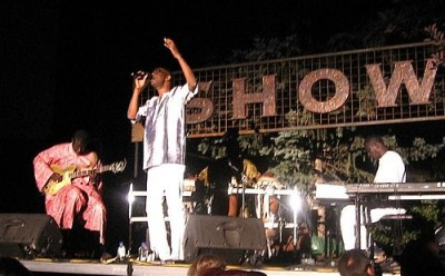 Youssou N'dour at Telluride