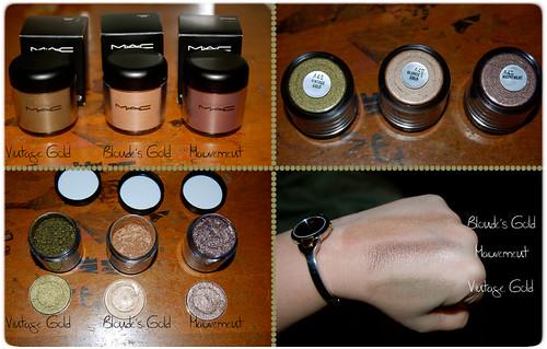overrich pigments part II