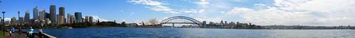 Panorámica del Skyline de Sydney